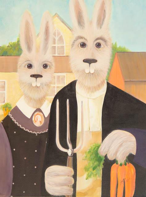 Rabbit Gothic